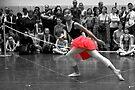 Dream of a Dancing Rose by Alfredo Estrella