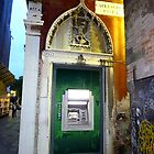 Genuine Venetian ATM by Keith Richardson