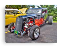 Hot-rod Ford Metal Print