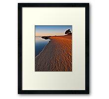 Timeless Sands Framed Print
