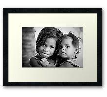 Aboko & Socianus - Timor-Leste 2008 Framed Print