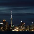 Auckland Skyline by Phil Rhodes