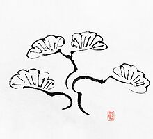 Simple Bonsai Sumi by 73553