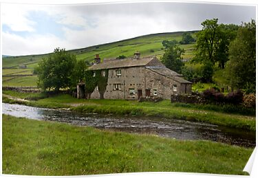 River Cottage by Trevor Kersley