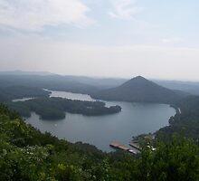 Mountaintop View by Rockinbandchic