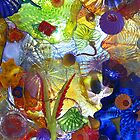 The Glass In The Ceiling - Seattle Glass Museum by WrenArts