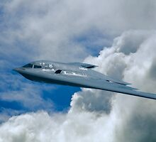 B-2 Spirit by Bryan Peterson