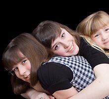 Gorgeous Girls by Lynne Morris
