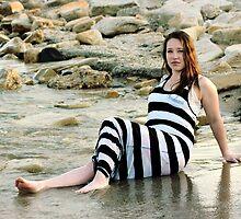 Waves and Stripes by Lita Medinger