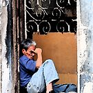 Down &amp; out in Havana, Cuba by buttonpresser