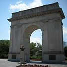 Newport News Victory Arch by AJ Belongia