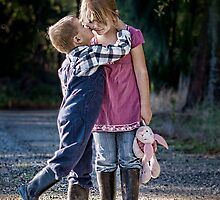 Young Love by Janet Rogerson