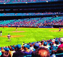 Toronto Life-Take Me To The Ball Game by Robert Burns