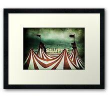 Freak Show Framed Print