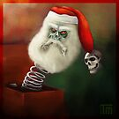 Merry scary Xmas by Tanja Udelhofen