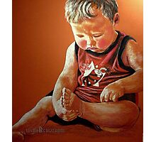 Fingers And Toes Photographic Print