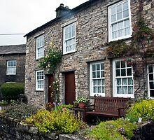 Gayle Cottages by Trevor Kersley