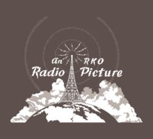 RKO Picture Show - Tower/Logo by chachi-mofo
