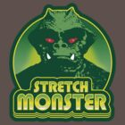 Kenner's Stretch Monster - Armstrong's Enemy! by chachi-mofo