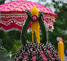 Khao Phansa (Buddhist Lent) 3 by Rainy