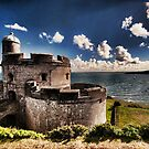 St Mawes Castle by Simon Marsden