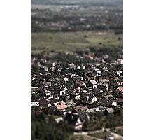 Little cities 05 Photographic Print