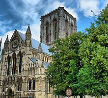 The Minster in High definition by Robert Gipson