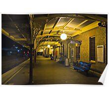 Cootamundra Railway Station # 2 Poster