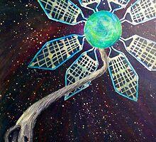 Eco-stellar - Transmissions (Color) by bcboscia410