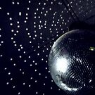 Disco Ball Light by Keith Stephens
