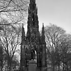 Scott Monument - Edinburgh by ShutterBuggz