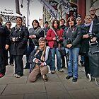 Scott Kelby - Worldwide Photo Walk Geelong team by AlMiller