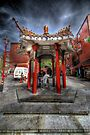 Chinatown Chess by Yhun Suarez