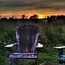 HDR Chair by Michael Kelly