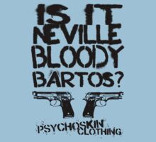 Is it Neville Bartos? by Psychoskin