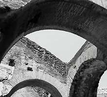 Arches of Roman History by kplata