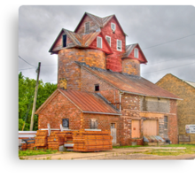 The Old Feed Mill Metal Print