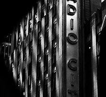 Radio City Music Hall by EmersonBarrett