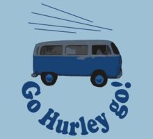 Go Hurley go! by amak