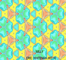 ( WILLY  )  ERIC WHITEMAN ART  by eric  whiteman