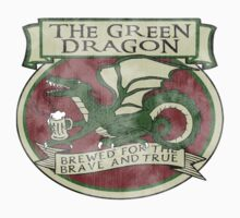 The Green Dragon Kids Clothes