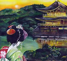 Kyoto by Patricia Arnold