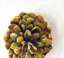 Pine Cone  by MIchelle Thompson
