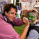 The Face Painter by Country  Pursuits