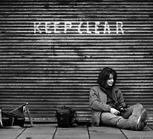 Keep Clear by Helen Green