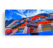 Dragonula - Camden Markets - London Canvas Print