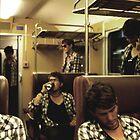 midnight train delays by Eranthos Beretta