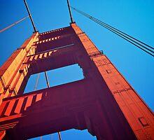 Golden Gate! by Gursimran Sibia