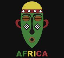Africa by jean-louis bouzou
