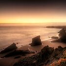 Bedruthan Steps by Simon Marsden